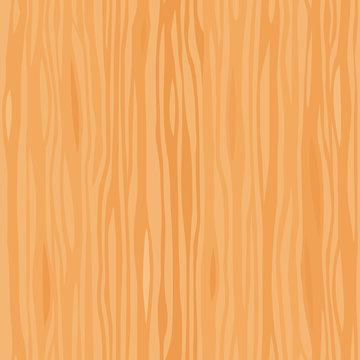 Light wooden striped fiber textured seamless pattern