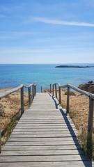 Isola di Pazze, Torre san Giovanni marina di Ugento - mare chiaro