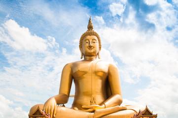 Great Buddha Statue, Ang Thong, Thailand