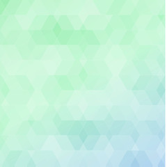 Abstract Geometric Wallpaper, Polygonal Mosaic Background, Creative Business Design Templates