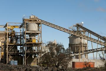 Gold Mining Process Plant