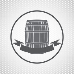 Barrels logo vector illustrator