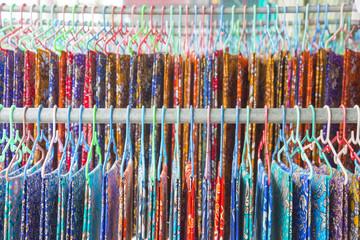 Sarongs and more Sarongs