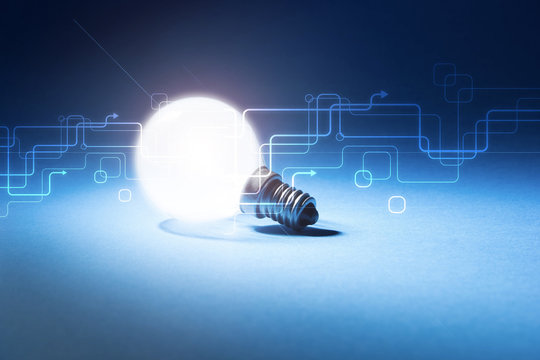 lampadina, impianti elettrici, luce, elettricità