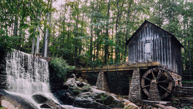 Mill in Marietta Georgia