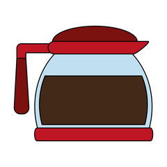 pot coffee related icon image