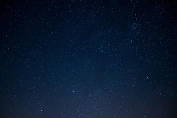 Printed kitchen splashbacks Night star sky at night , space background