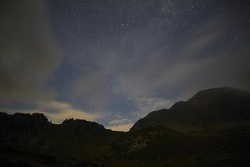 Lago delle Stellune - Night Shoot Lagorai - Italy