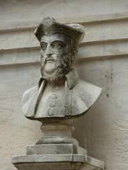 Buste de Nostradamus