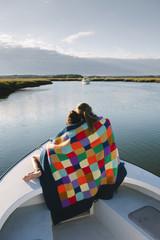Autumn Cruise on The Marsh
