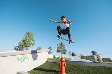 Skateboard 180