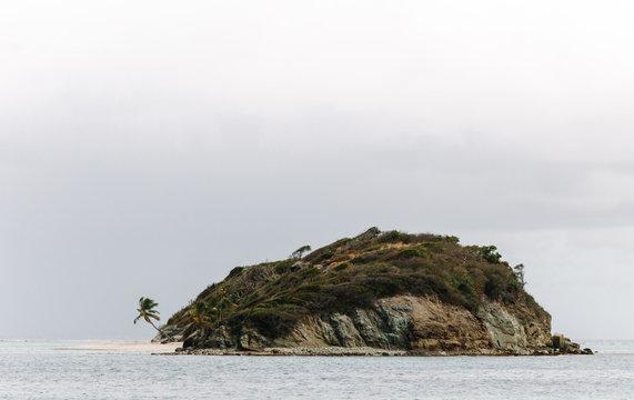 Caribbean island escape