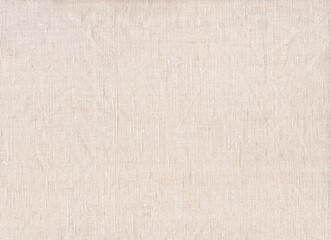 Brown empty old vintage fabric background.