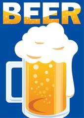 ビールイメージ|このまま使える販促用イラスト