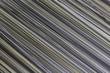 Pinselborsten im Detail