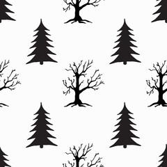 Seamless pattern. Illustration for design