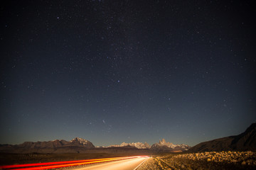 Night Sky outside El Chaltén