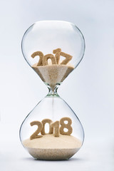 Passing into New Year 2018