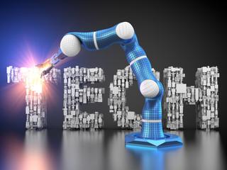 Robotik und Industrie