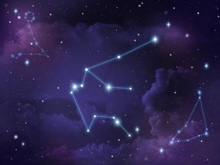 Aquarius constellation star Zodiac