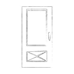 house door icon