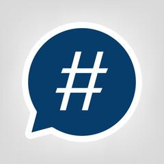 Sprechblase # Symbol