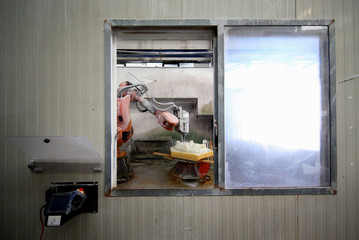 The Wider Image: Carving out Michelangelo's marble dream