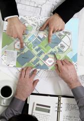 Blueprints development