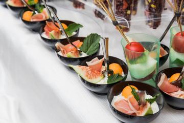 aperitivo buffet per matrimonio
