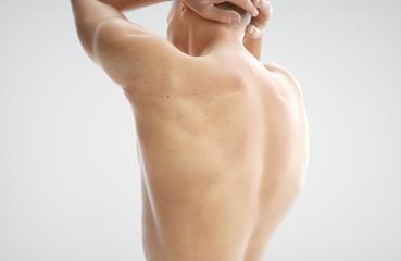Anatomy of muscle body - 3D Rendering