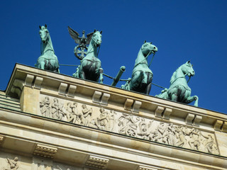 ブランデンブルクの門