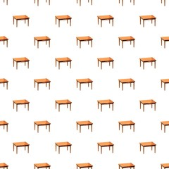 Table pattern seamless