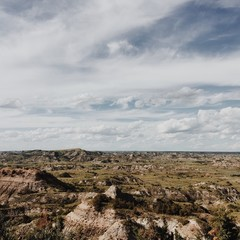 The Bad Lands, North Dakota