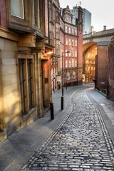 Newcastle Streets England