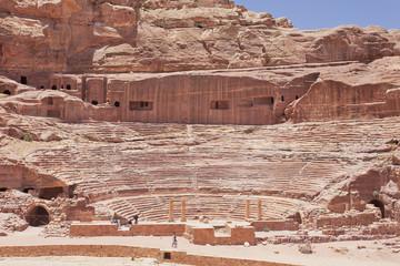 Petra Roman Amphitheater