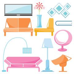 home furniture decoration, interior design