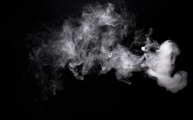 Wall Murals Smoke Image of cloud smoke
