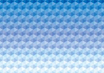 水色の水の幾何学模様|Abstract green water backgorund
