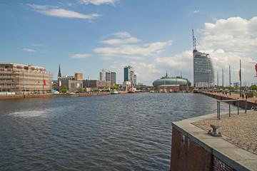 Bremerhaven Havenwelten Stadtmitte