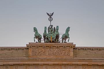 Berlin Quadriga Brandenburger Tor