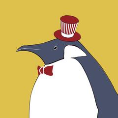 ペンギン イラスト