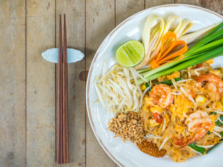 Fried Noodles Phad Thai