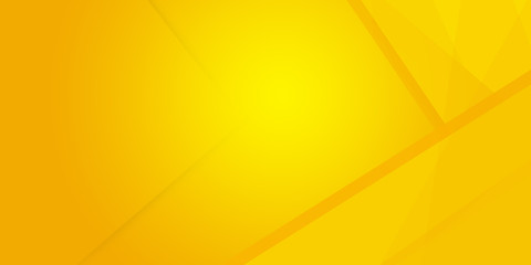 Orange and yellow shapes background wallpaper