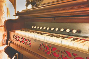 Vintage house organ