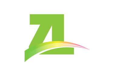 ZL Initial Logo for your startup venture