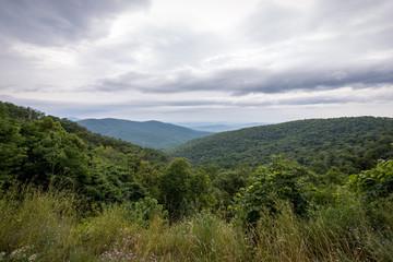 Skyline Drive Virginia