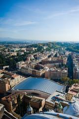 Beautiful architecture of Rome
