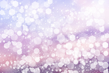 Bokeh background blurred abstract style