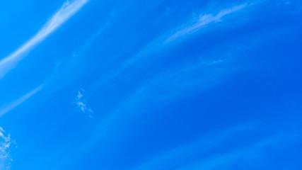 Cloudy Sunny Sky