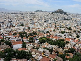 Wochenende in Athen